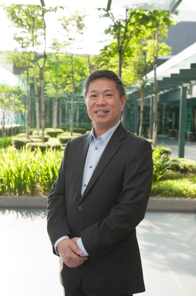 Mr Eddie Hu Meng Kui